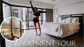 I MOVED TO HAWAII | Apartment Tour