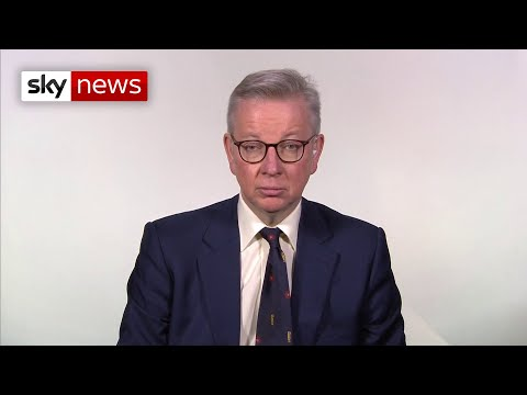 Gove: 'The people you love may die'