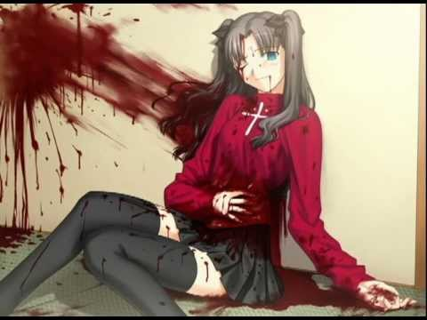 Wallpaper Sad Girl Cry Nightcore Bloody Valentine Tata Young Youtube