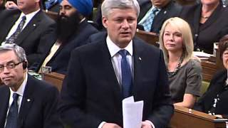 Canadian House of Commons Questions Period : June 02, 2015