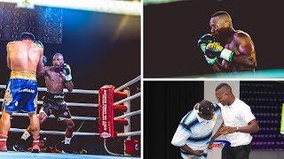 Mwakinyo adai hakuna boxer wa TZ angefika hata round ya 5 na Tanampay, amuomba msamaha Matumla