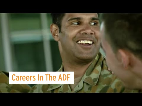 Careers In The Australian Defence Force