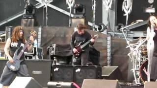 Korn - Freak on a Leash [Chorus] (Rock on the Range 2009)