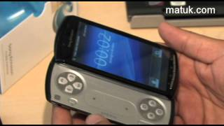 Unboxing: Xperia Play
