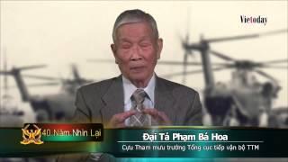 Vietoday - 2015 - Trả lại danh dự cho quân lực Việt Nam Cộng Hòa - Phần 2/2