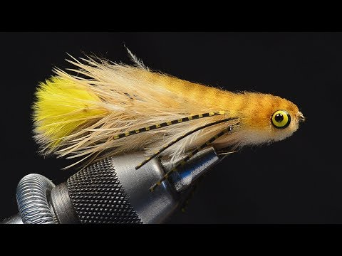 Baby Gonga Streamer Fly Tying - Tied By Charlie Craven