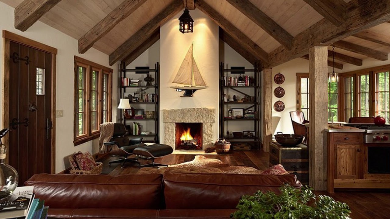 Living Rooms With Ceiling Beams Imaginative Ideas Inspirations Youtube