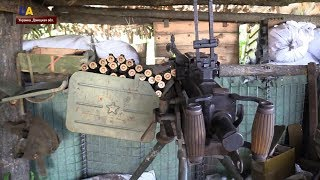 Украинские бойцы в ожидании очередного перемирия на Донбассе
