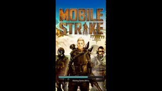 Mobile Strike: Walkthrough #1
