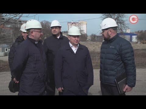 В начале 2021 года откроется новый спортивно-оздоровительный комплекс имени 200-летия Севастополя
