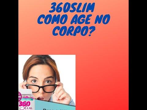 Como age o 360Slim no Corpo? 360Slim Caps