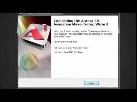 การดาวน์โหลดโปรแกรม Aurora 3D Animation Maker + Crack - DekCom