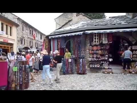 Croatie - Bosnie - Montenegro