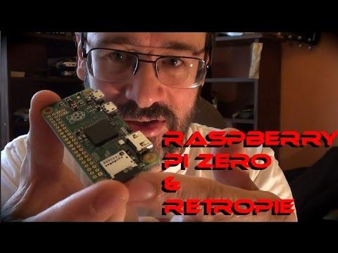 Raspberry Pi Zero & RetroPie