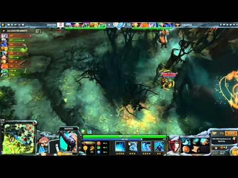 Zenith vs Orange - The Asia Group B