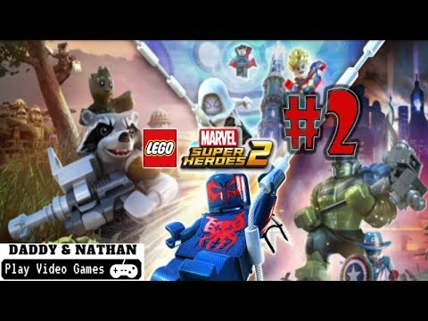 lego-marvel-superheroes-2---part-2---gameplay-walkthrough-(ps4,-xbox,-pc,-switch).-let's-play!