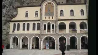 Монастырь Острог - главная святыня Черногории(03 ноября 2012 Моя партнерская программа VSP Group. Подключайся! https://youpartnerwsp.com/ru/join?54287., 2012-11-30T09:39:40.000Z)