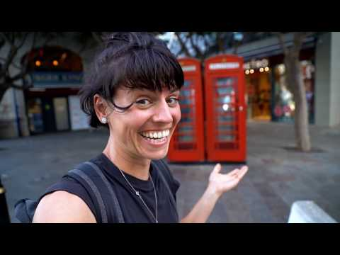 A bizarre visit to the Rock of Gibraltar | Best Job On The P