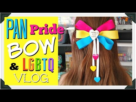 LGBTQ PRIDE AWARENESS DIY CRAFT & ORLANDO PULSE VLOG