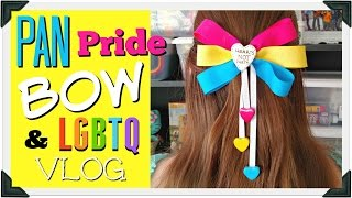 LGBTQ PRIDE AWARENESS DIY CRAFT & ORLANDO PULSE VLOG