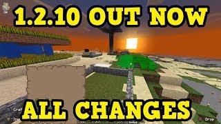 Minecraft PE / XBOX 1.2.10 UPDATE OUT NOW - Aqua News