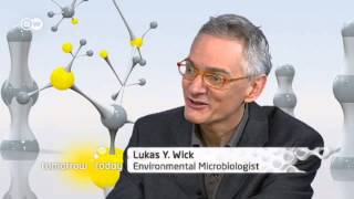 Astonishing abilities of bacteria | Tomorrow Today - Interview