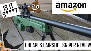 IS THIS THE WORST AIRSOFT GUN? | UKARMS P2703G REVIEW