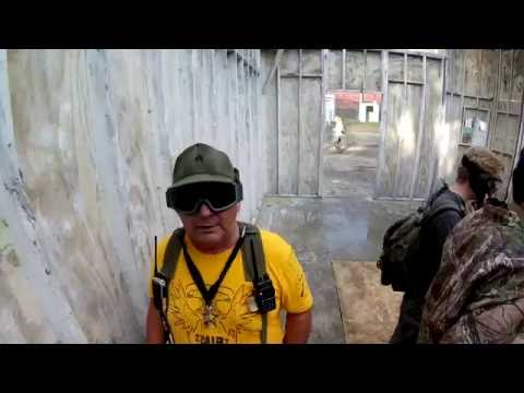 Airsoft @ PBX with MIR Tactical 10-16-2016