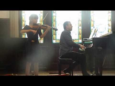 Wiktoria Spisak - F. Seitz koncert cz. 2 i 3