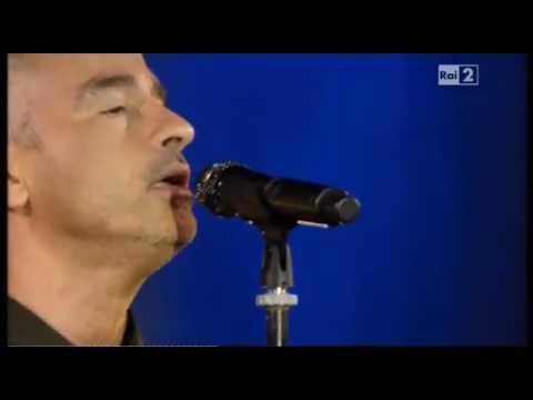 Live Noi Cinecittà 2012 - Eros Ramazzotti