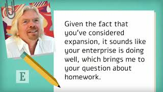 Richard Branson's 5 Steps for Startup Success
