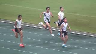 Publication Date: 2018-12-07 | Video Title: 18-19協和長沙灣 男甲100米冠軍 姚晉暘