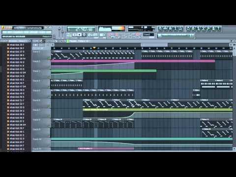 [FL Studio Remake] Nicky Romero - Symphonica (FULL REMAKE)