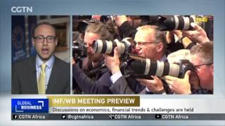 EU, U.S., & UK politics loom ahead of IMF, World Bank conference