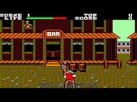 Wanted (Sega Master System) - RetroCopy Intro
