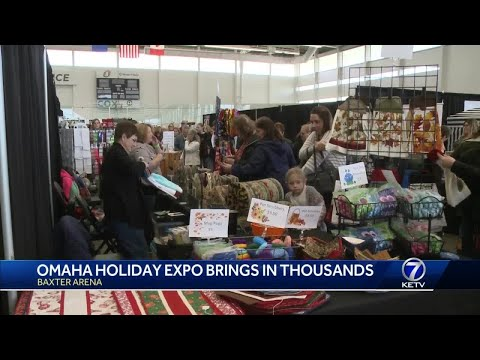Omaha Holiday expo brings in thousands