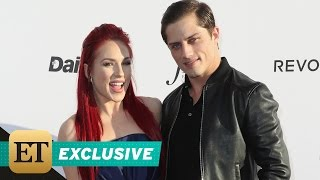 EXCLUSIVE: 'DWTS' Pro Sharna Burgess Praises Bonner Bolton's Charleston After Disappointing Score