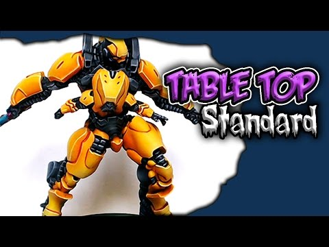 How To Paint Models to A Table Top Standard - No Excuses