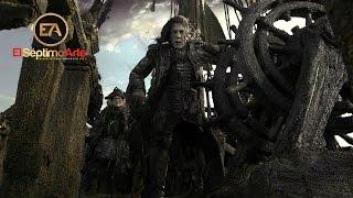 Piratas del Caribe: La venganza de Salazar – Tráiler español (HD)