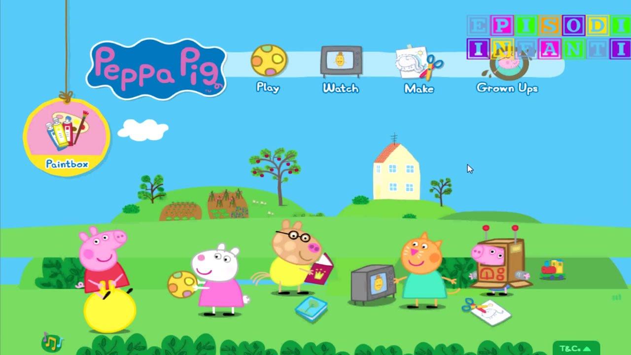 Juego: Peppa Pig Pancake Game – Papá Cerdito