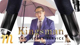 SI VOUS SAUVEZ LA PLANÈTE, ON POURRA LE FAIRE DANS LE C.. - KINGSMAN