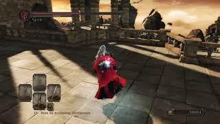 Dark Souls 2 pvp O mago implacavel e o espadachim valente