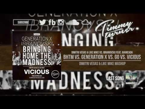 DV&LM vs. Ibranovski feat.  Avancada - BHTM vs. Generation X vs. GO vs. Vicious (DV&LM Mashup)