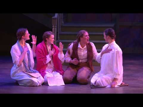 """Our Finest Dreams""- Little Women @ Texas State"