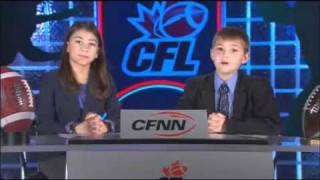 1. Grey Cup In School Video - CFL & History