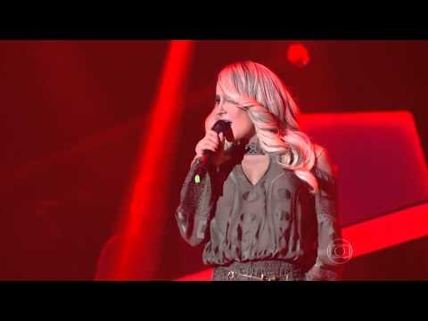 The Voice Brasil - Claudia Leitte canta na segunda noite de Audições