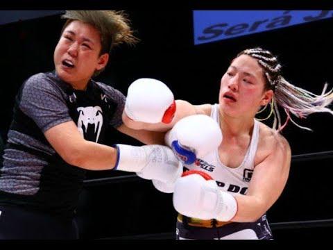 KINGレイナ vs. キム・ヨンギ (S...