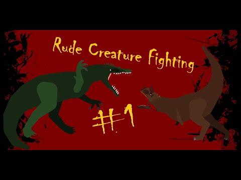 RCF #1 Carnotaurus Vs Suchomimus