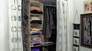 How to organize your bedroom closet - Season 1 - Ep 11
