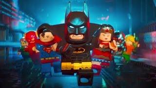 Лего Фильм: Бэтмен (2017)— русский трейлер